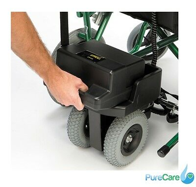S Drive Powerstroll Wheelchair Dual Wheel Electric Power Pack With Reverse