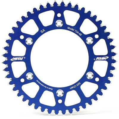 RHK NEW Mx KTM 50 SX 14-17 Husqvarna TC50 2017 Alloy Blue Rear Sprocket 40T