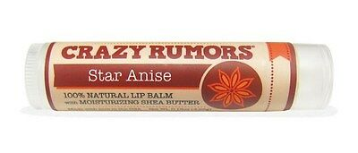 CRAZY RUMORS - Baume Lèvres Hydratant - STAR ANISE