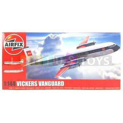 Airfix - Scale Vickers Vanguard Model Kit 1:144 A03171