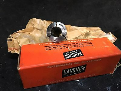 Hardinge Super Precision Model: 3C Collet.  7/16RD.   New Old Stock With Box