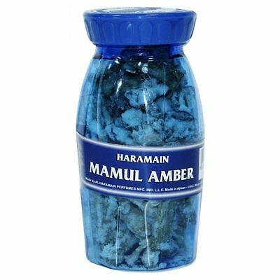 HARAMAIN MAMUL AMBER ORIENTAL HOME FRAGRANCE BAKHOOR INCENSE 80g