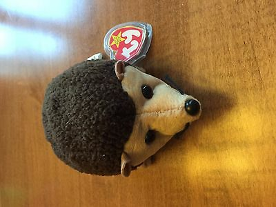 TY Beanie Baby Prickles Includes 1998/1999 Error (RARE)