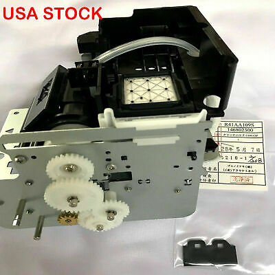 Pump Capping Assembly Station Solvent Resistant For Mutoh VJ-1604E VJ-1624/1614