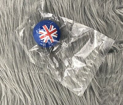 NEW Genuine MINI Cooper Antenna Topper Blue With British Flag Sealed Rare