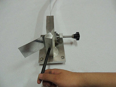 """USA Stock 100mm (3.9"""") Dual-axis Metal Channel Letter Angle Bender Bending Tools"""