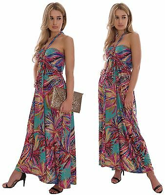 Maternity Suitable Holiday Maxi Dress Wedding Party Special Occasion MontyQ UK