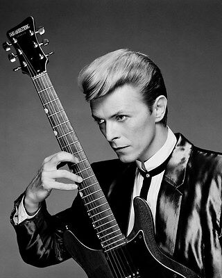 "004 David Bowie - RIP UK Rock Singer Actor Star 24""x30"" Poster"