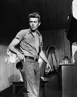 "004 James Dean - USA Movie Star Actor 24""x30"" Poster"