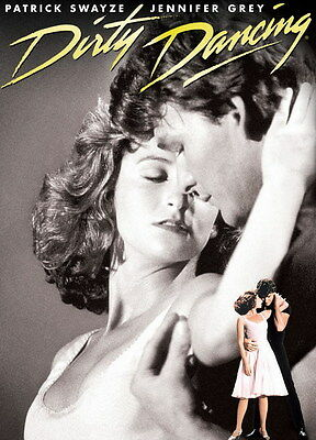 "016 Dirty Dancing - Jennifer Grey Dance Music Classic Movie 24""x33"" Poster"