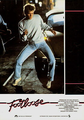 """009 FOOTLOOSE - Julianne Hough Classic USA Movie 24""""x34"""" Poster"""