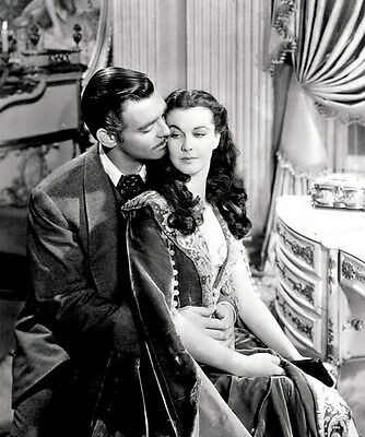 """006 Gone With The Wind - William Gable Classic USA Movie 24""""x28"""" Poster"""