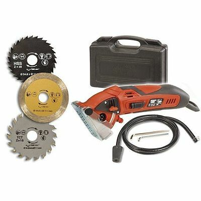 Circular Saw Rotorazer + Father's Day Special includes 3 Extra Blades /$15 Value