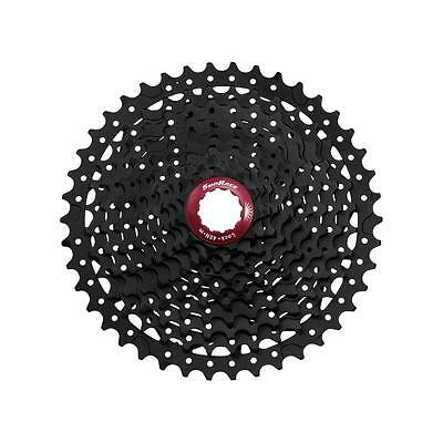 SUNRACE cassette sprocket mtb 11s 11-46t shimano alloy black