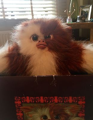 The Gremlins: Gizmo Figure in Box, Very Rare 1990 Collector's item ッ