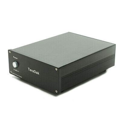 TERADAK HIFI DC 12V 3A linear power supply hard disk box