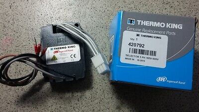 New 42-0792 42-792  Thermo King Phase Detector 165V To 600V 9131C98G11 Fast Ship