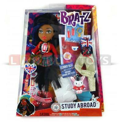 MGA Entertainment Puppe MGA - Bratz Study Abroad Pop Sasha to UK ab 5+  Jahre