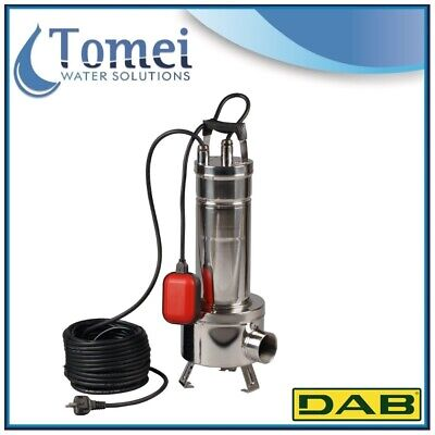 DAB Pump Submersible Sewage And Waste Water FEKA VS 550 M-A 0,55KW 1x220-240V Z3