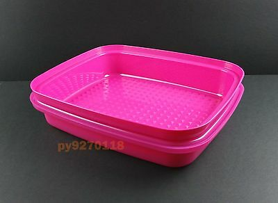 NEW Tupperware Season Serve 1.9L (Pink) + Free Shipping