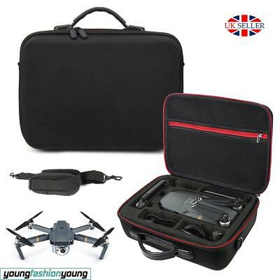 Waterproof Carry Shoulder Bag Case Shell For DJI Mavic Pro RC Quadcopter Box New