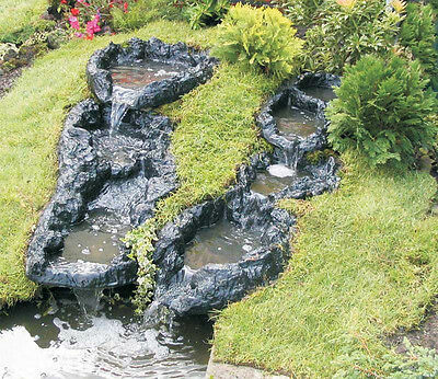 Water element Cascades Waterfall Module expandable Pond TOP PRODUCT