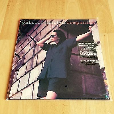 Patricia Barber - Companion Remastered 180g Vinyl 2-LP Neu/OVP