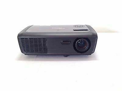 OPTOMA EX531p LCD PROJECTOR USED 646h LAMP HOURS PIXEL SPOTS | REF:1053