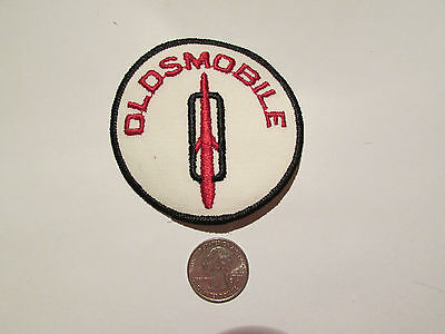 New Unused Vintage Oldsmobile Rocket Advertising Patch Rare Great For Hat !