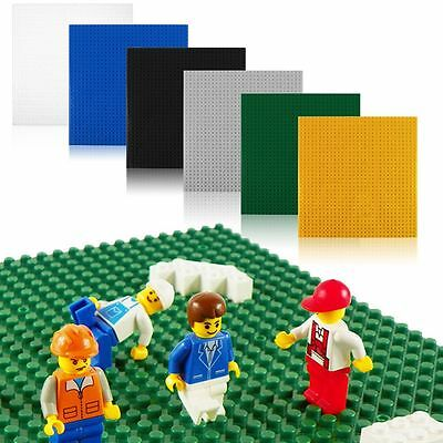 25.5cm Base Plate Building Blocks 32x32 dots various Colors DIY Toy fit for LEGO