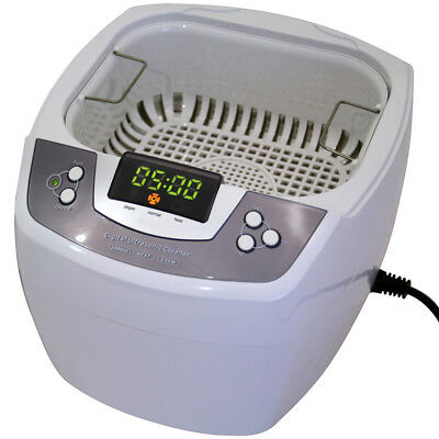 James Products High Spec Built-In 80w Ultrasonic Cleaner ULTRA8020