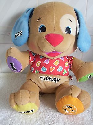 Fisher Price Laugh & Learn Puppy 6-36 Months VGUC