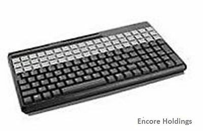 Cherry Electrical SPOS G86-61410EUADAA Keyboard - Qwerty - 135-Key - 14 inches