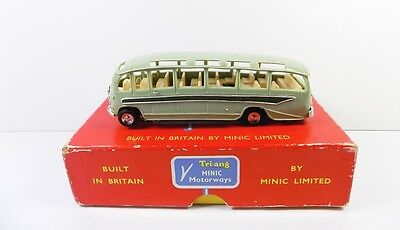 Triang Minic Motorways M1544 Coach Mint Boxed