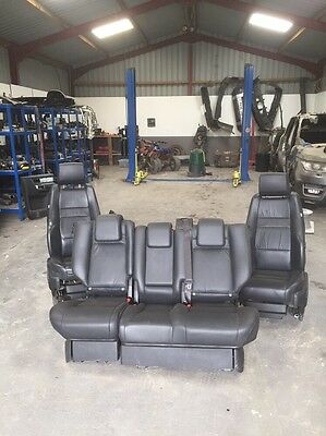 2005-2009 Range Rover Sport Hse Leather Interior Seats With Door Cards