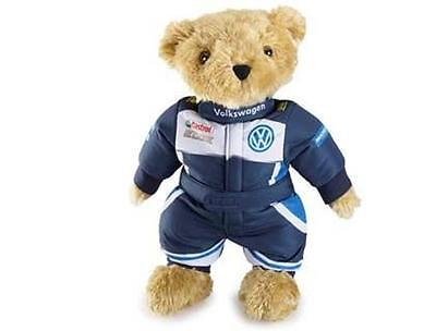 New Genuine Volkswagen Motorsport Teddy Bear - 5GV087576A049