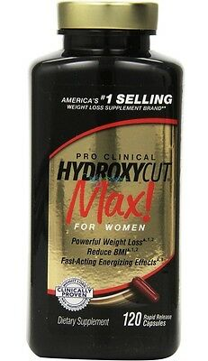 Hydroxycut Max 120 caps / lipo 6, muscletech, weight loss
