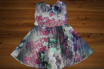 NEXT girls pretty PARTY dress 12-18 months *I'll combine postage