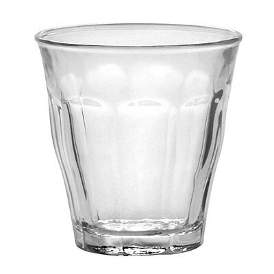 Duralex Water Glass TOUGHENED GLASS Assorted Size Wave /Unie/ Picardie/Provence