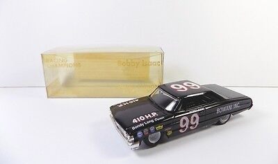 Racing Champions 1964 Ford Bobby Isaac Mint Boxed 1:43