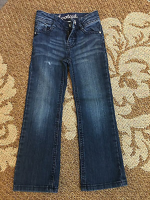 Girls toddler Gymboree Slim bootcut stretch jeans 5T