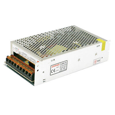 12V 20A 240W AC-DC Universal Regulated Switching Power Supply for 3D Printer LED