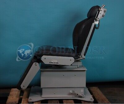 Dexta Visx Ophthalmic Surgical Chair Model MK300098F/XYZ with Foot Pedal