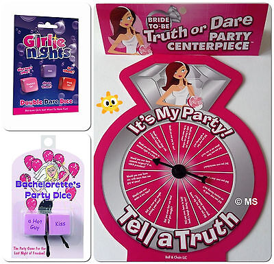 Adult Sex Dice Games Swingers Couples Girlie Fun Hen Night Party Truth Or Dare