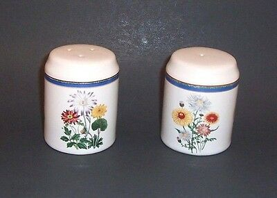 Salt & Pepper Shakers Smithsonian Institution Botanic International China