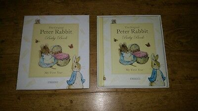 Peter Rabbit Baby Book
