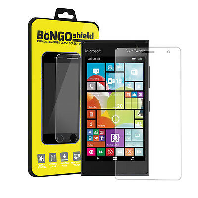 BinTEK Microsoft Lumia 735 Tempered Glass Ultra HD Screen Protector