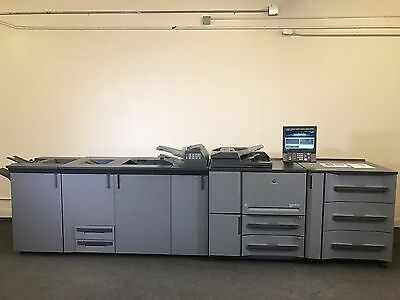 Konica Minolta Bizhub Pro 1051 Copier Printer Scanner Loaded Low Meter 4.75 Mill