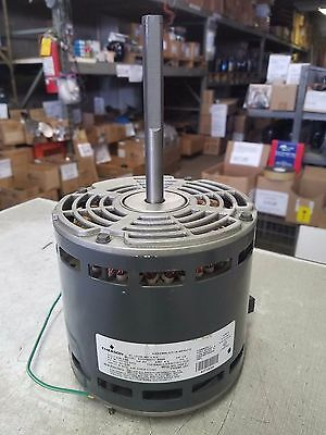Emerson K55Hxhtc-8866 1/2Hp 230/1/60 1075 Rpm 2 Speed Blower Motor