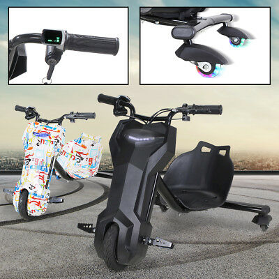 Drift Scooter 360 E-Scooter Drifting go-kart Children's Electric car Tricycle